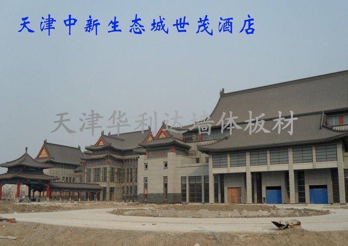 天津中新生态城世茂酒店高清图片