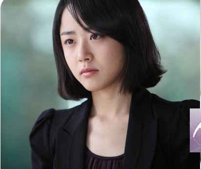 韩国明星发型图片