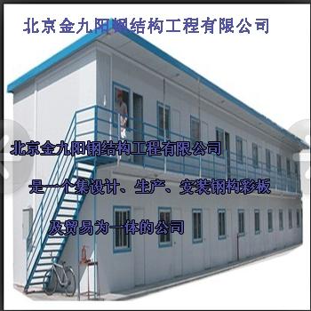 十字柱,箱型柱 北京金九阳钢结构工程有限公司是一个集设计,生产,安装