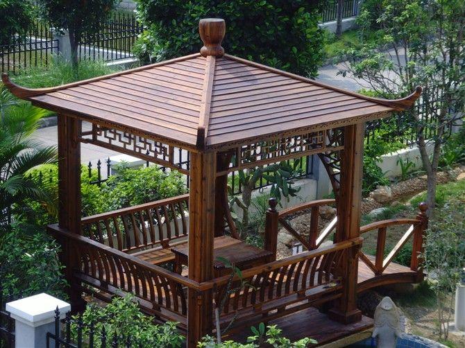 产品首页 建筑,建材 木质材料 原木 防腐木凉亭  产品材质: 樟子松