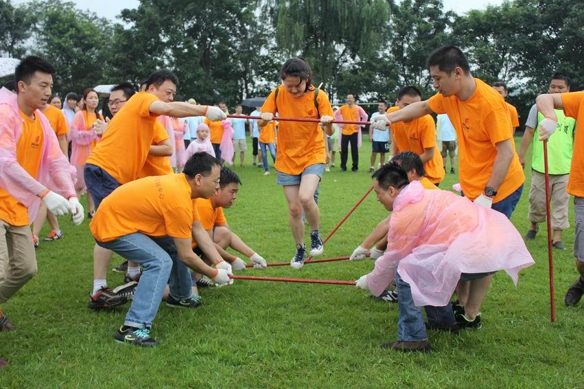 中国国际航空公司西南营销中心2013职工趣味