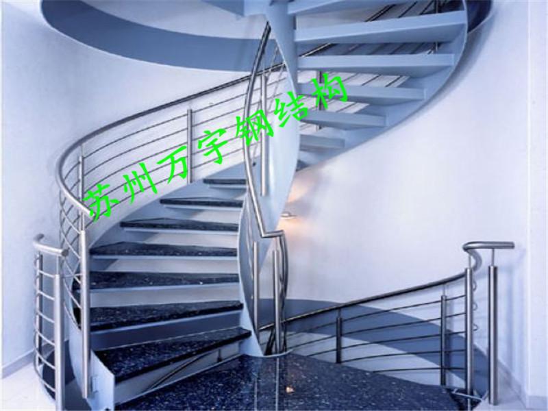 钢结构楼梯厂家制作安装用心服务