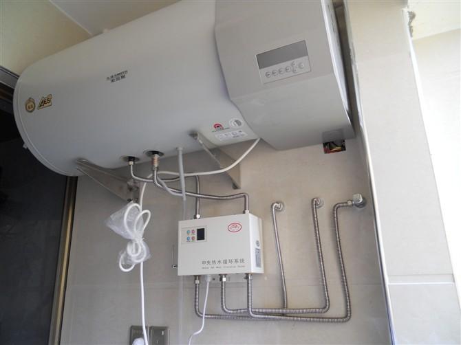 03l有管热水循环系统 家用回水器 厂家图片