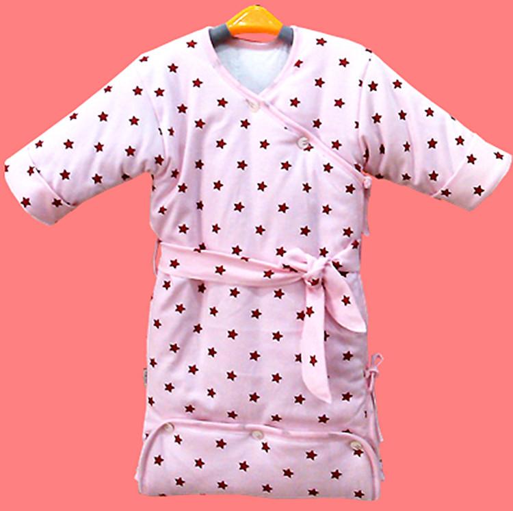 手工编织婴儿睡袋