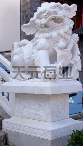 精品石狮雕塑