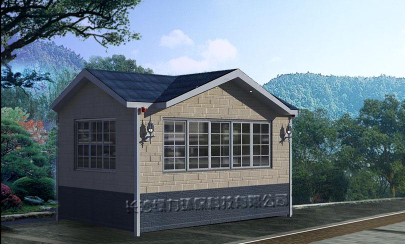 主框架底部结构材料为50mm*100mm*5mm方管;立面结构材料为50mm*100mm*