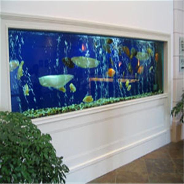嵌入式鱼缸图片