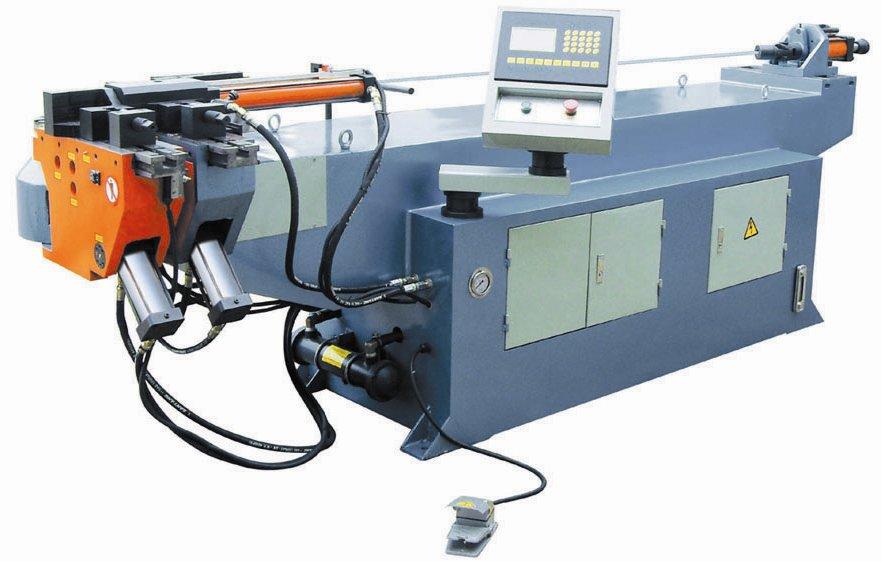 sb63nc单轴液压弯管机