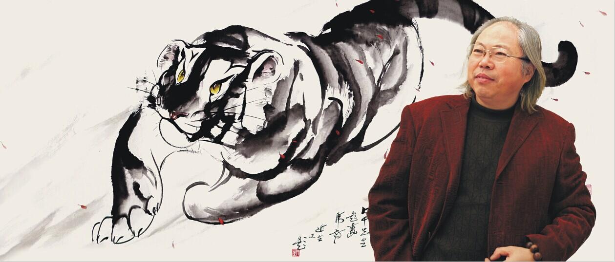 《张近生书画新作》,《走进台湾摩耶精舍》,《张近生动物画精品集》