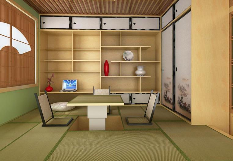 室内装修怎么选购榻榻米?