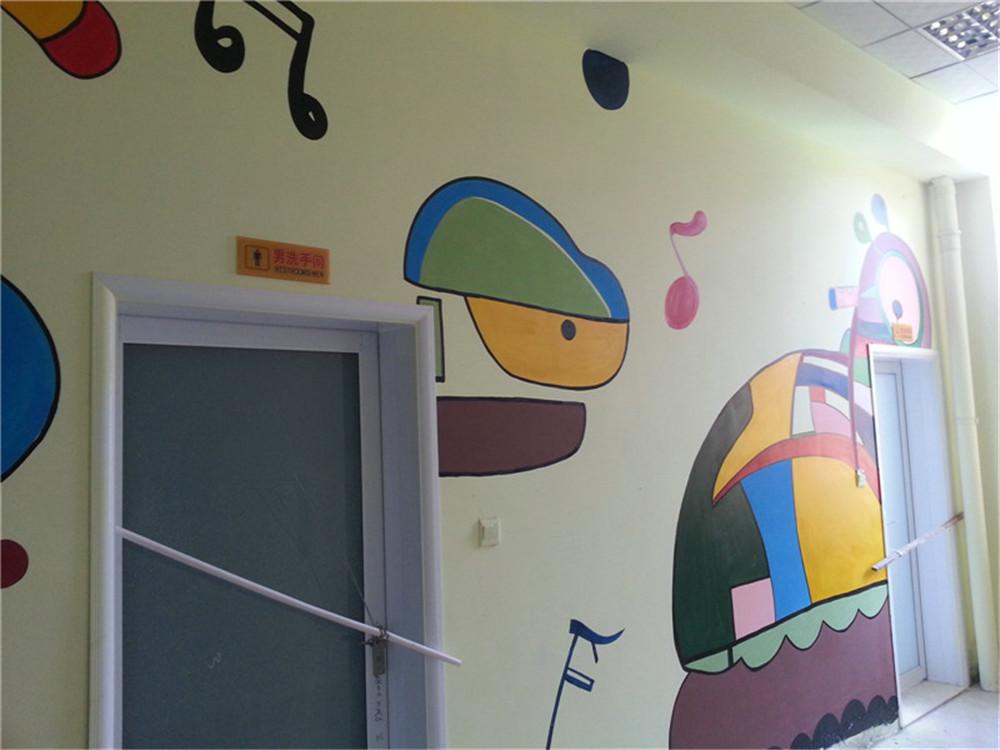 外绘画艺术的设计制作以及室内外装饰设计和粉刷工程(家装墙体彩绘,工