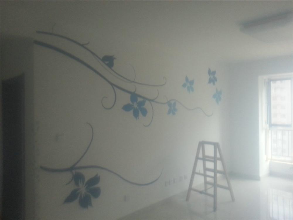 石家庄墙体手绘|石家庄墙体彩绘|石家庄家装彩绘