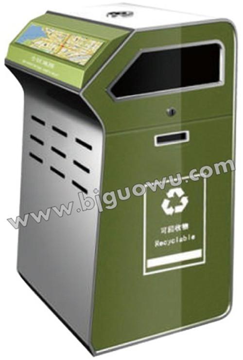 纸箱手工制作垃圾桶图片