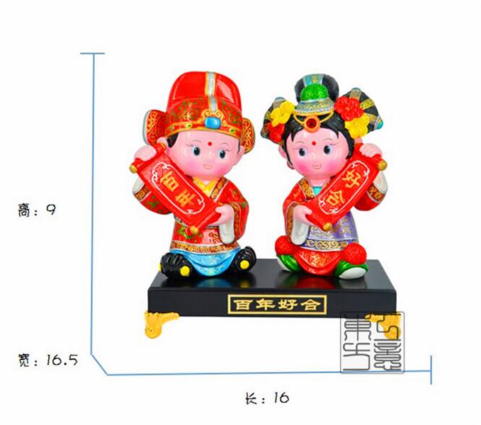 产品展示 中国吉祥民族系列