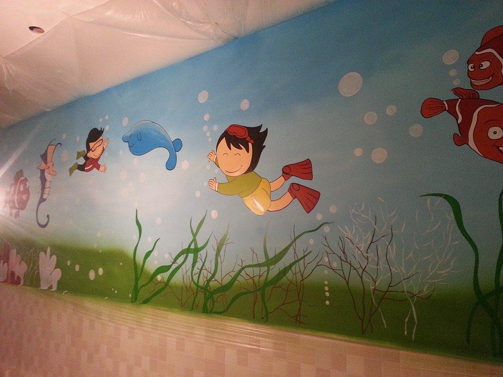 石家庄墙绘|石家庄墙体彩绘|石家庄手绘墙|石家庄彩绘|墙体彩绘