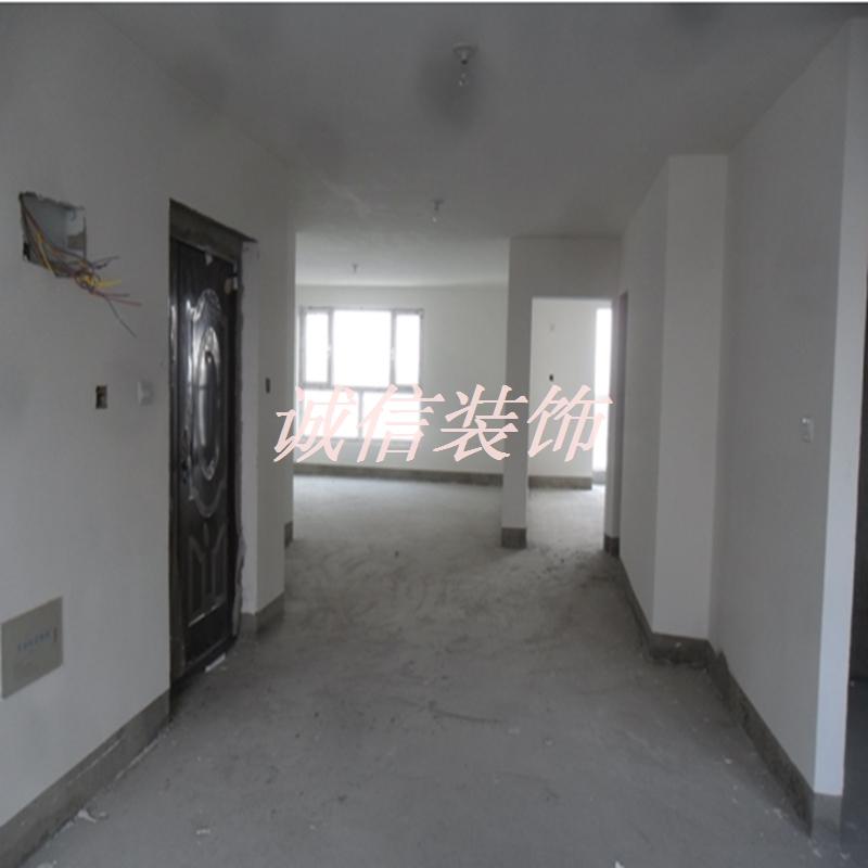 青岛装修刮腻子服务项目:承接家庭装修,二手房翻新,门头店铺,工装