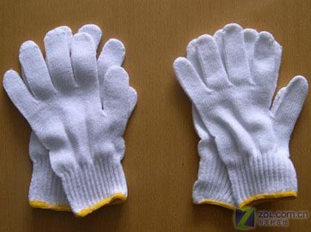 中兴手套厂�9./_军需用品 线手套  (原重庆市康安工贸公司 )位于中国重庆市江北区中兴