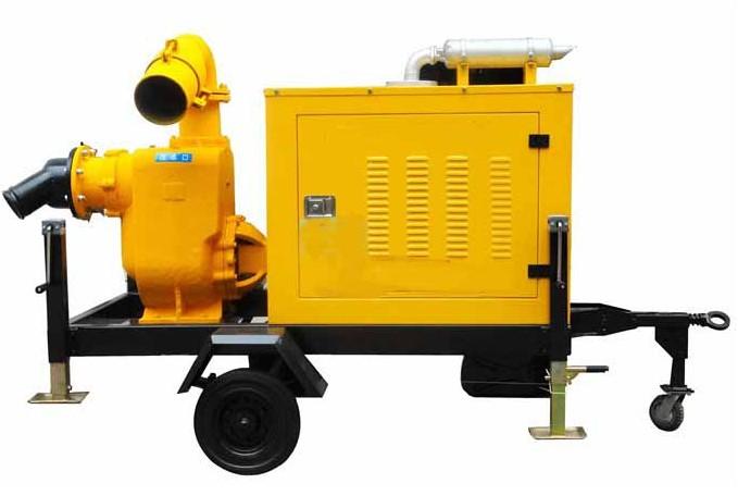 柴油机,水泵,联轴器,冷却风扇,散热水箱,钢结构底座(含机底油箱80-120