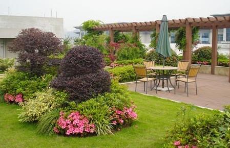 【屋顶绿化,屋顶设计,立体绿化】厂家,价格,图片_杭州