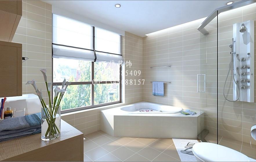 南京老房子卫生间装修