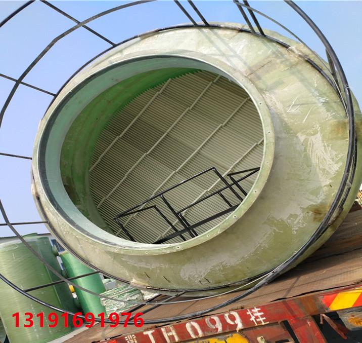 脱硫专用玻璃钢除雾器