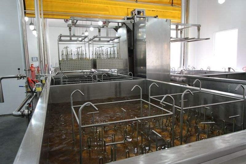 卤肉生产车间食品级防霉涂料