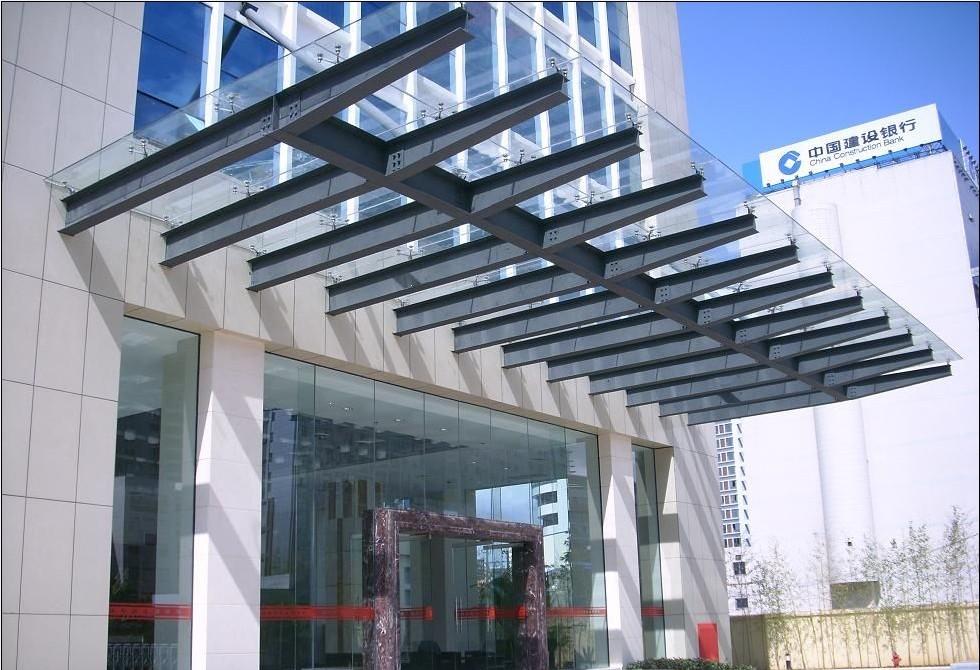 我公司拥有钢结构施工资质二级,玻璃幕墙设计施工资质一级等.