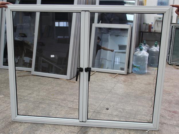 彩钢平开窗