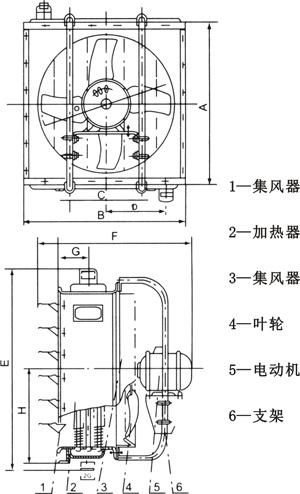 面包车暖风机安装步骤图
