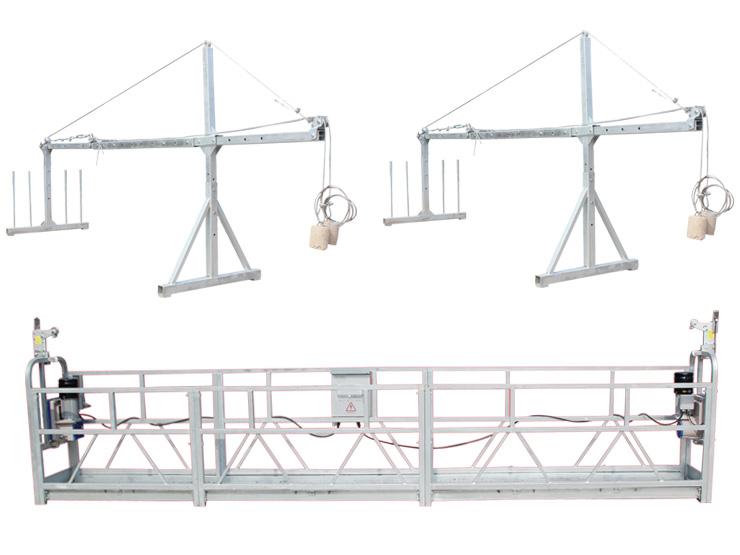 我国的吊篮制造业在技术,结构,工艺乃至材料上都有改进和提高的空间.