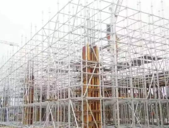 貴州塑鋼模板案例分享