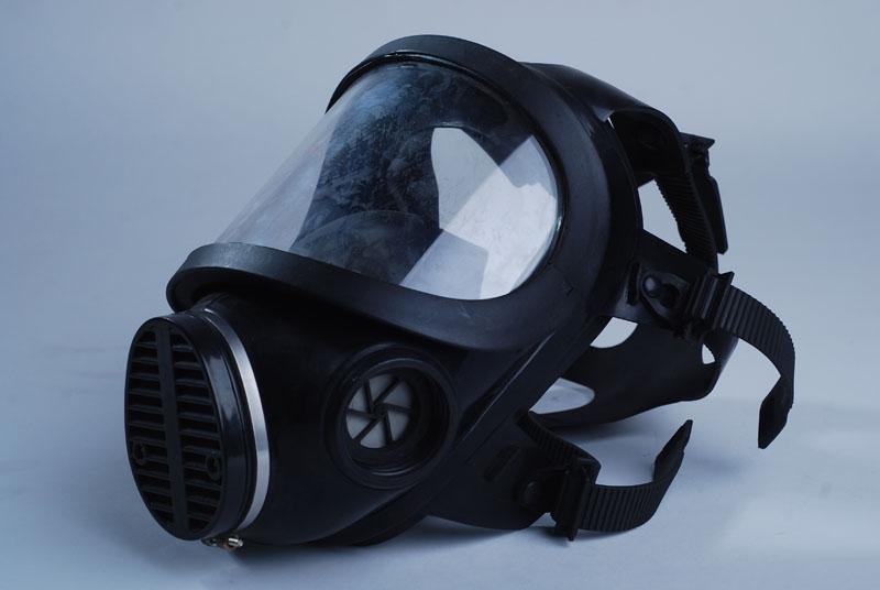 应对地震、火灾防毒面具