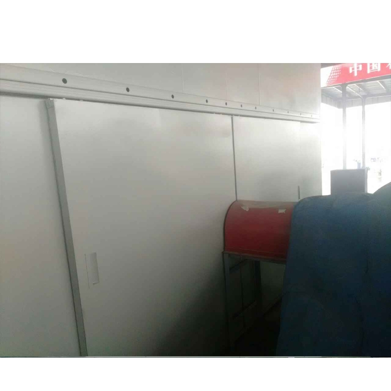 中国石化电机隔声罩