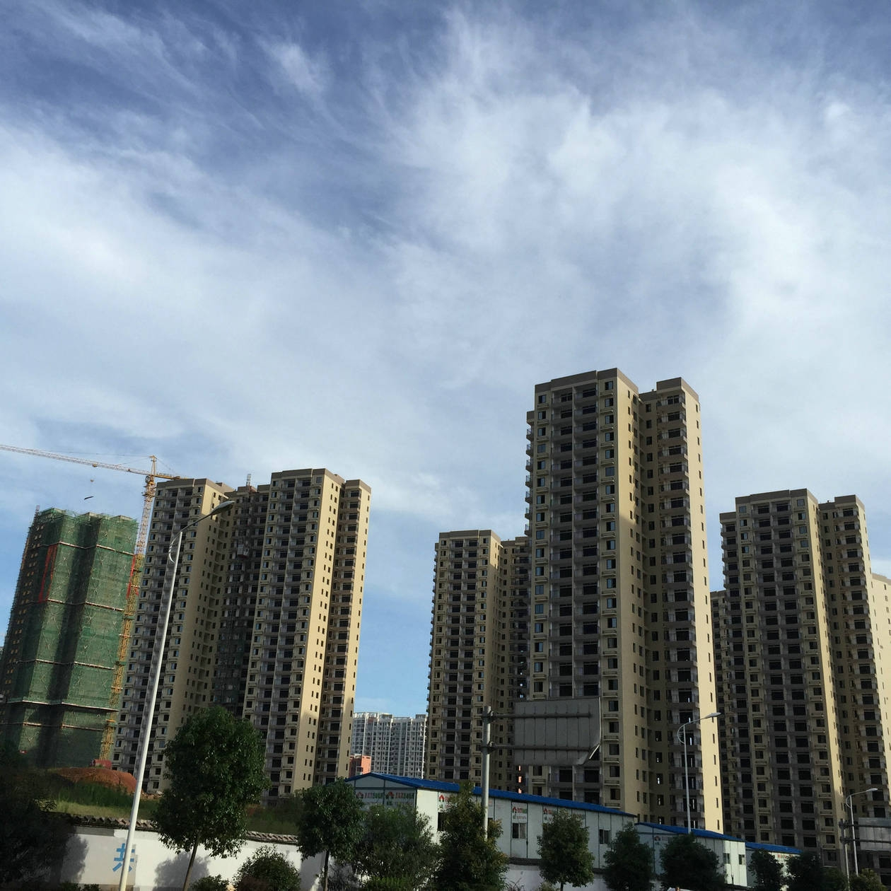 桃花苑(阳台护栏,空