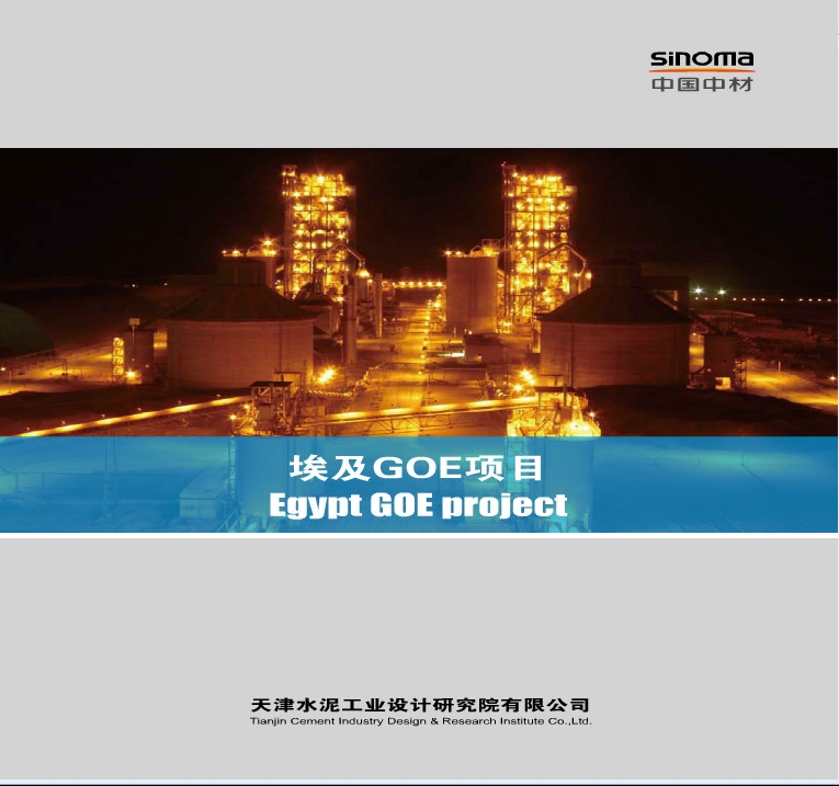埃及CEO油改煤项目