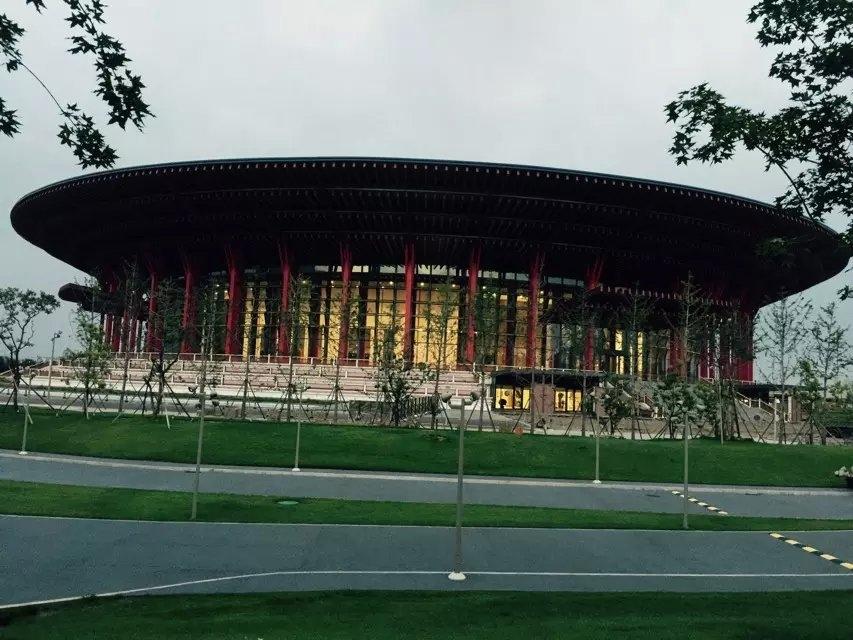 雁西湖会展中心工程