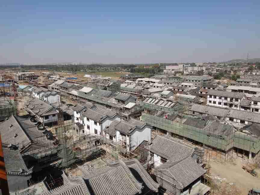 河北滦州古城