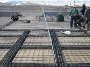 冷轧带肋钢筋焊接网的技术规定