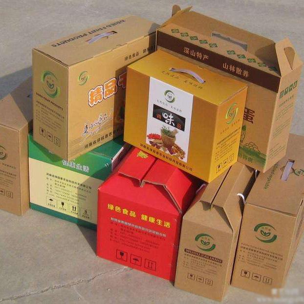 绿色环保纸箱将快速发展