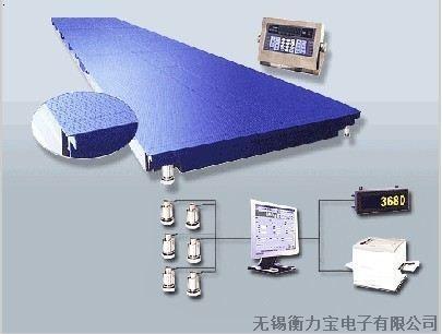 电子地磅与各类衡器产品维修案例