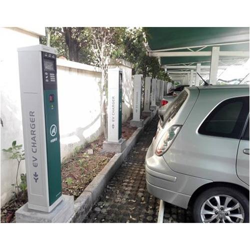 西安城市级充电网建设