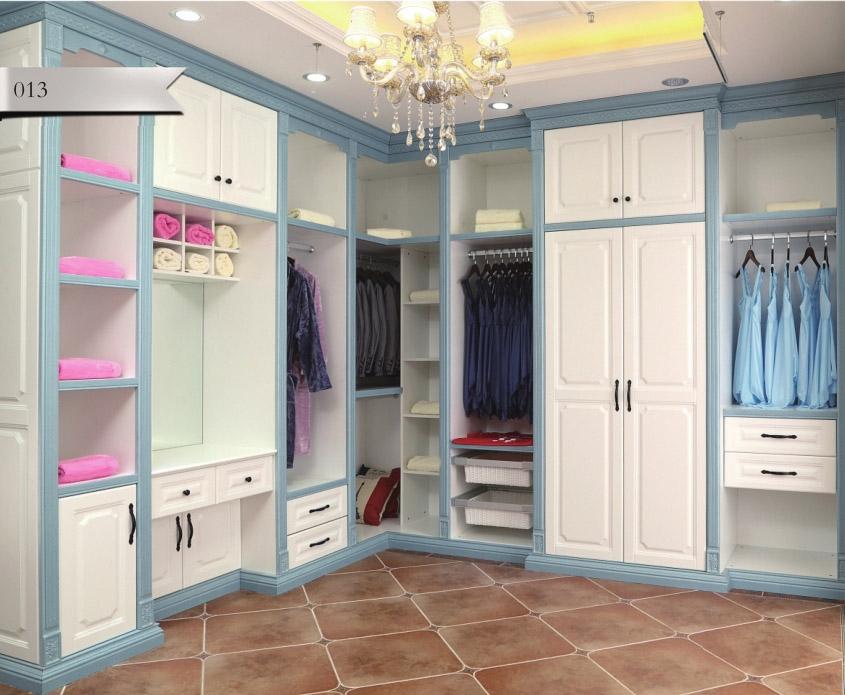 整体衣柜图片潮流人士的绝佳之选