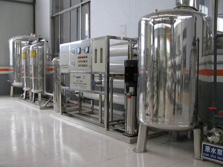 实例对比:EDI超纯水设备降耗减排效果显著