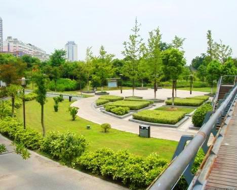 河北园林工程公司:用植配设计