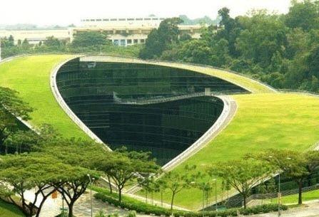 钢结构让绿色建筑更美