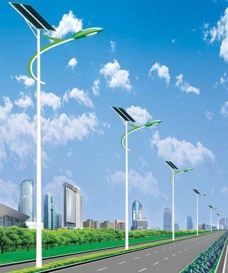 太阳能路灯定义
