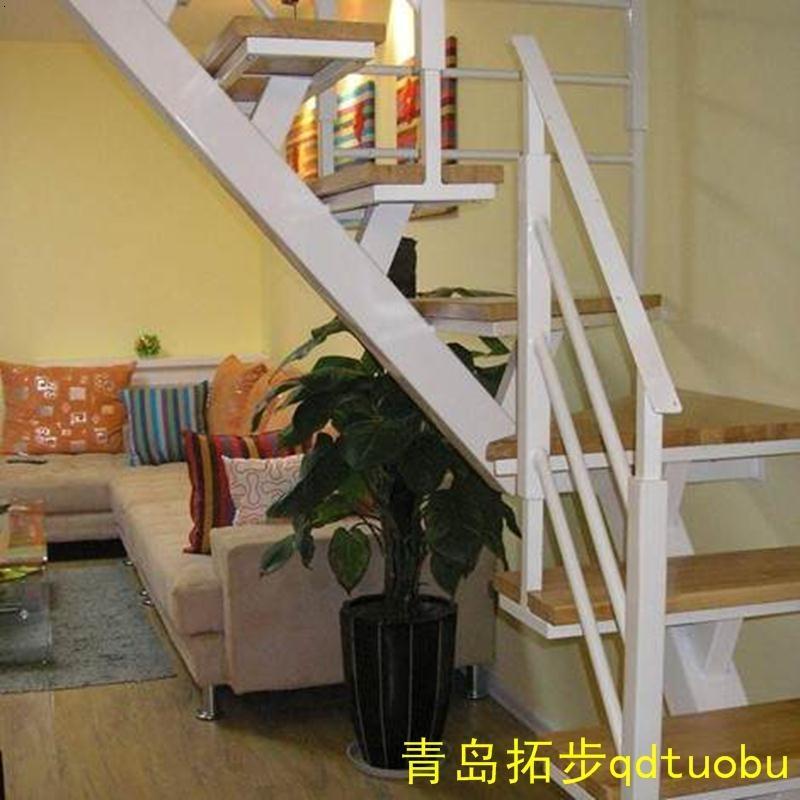 实木楼梯怎么去装点