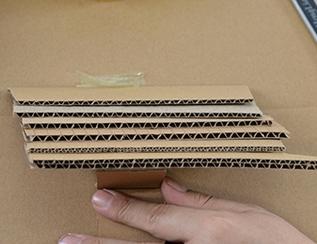 石家庄纸箱教您分辨纸质的优劣
