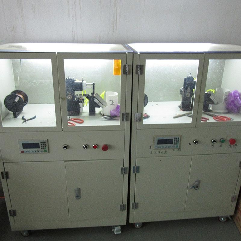 热电偶生产设备。