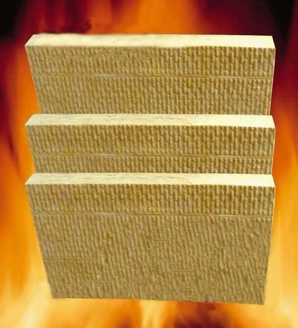 成都岩棉板材料的防火性至